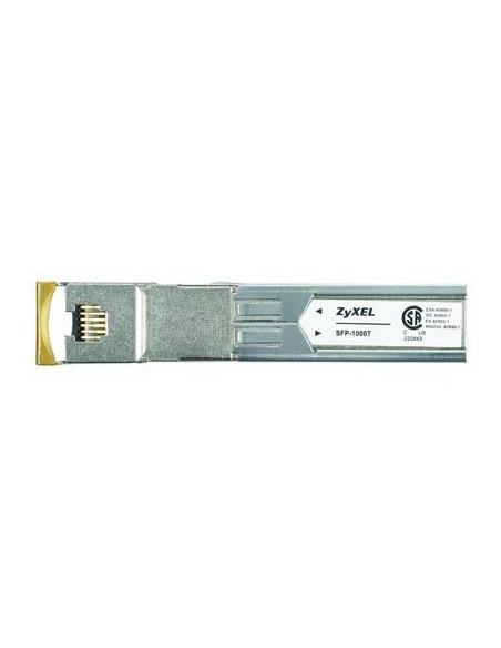 Zyxel SFP-1000T lähetin-vastaanotinmoduuli 1000 Mbit/s Zyxel 91-010-172001B - 2