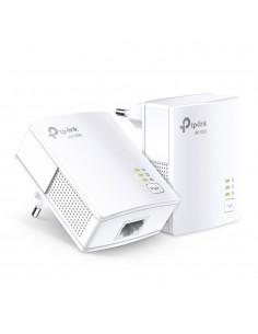 TP-LINK TL-PA7017 KIT PowerLine-verkkosovitin 1000 Mbit/s Ethernet LAN Valkoinen 2 kpl Tp-link TL-PA7017 KIT - 1