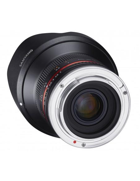 Samyang 12mm F2.0 NCS CS SLR Laajakulmaobjektiivi Musta Samyang 21578 - 4