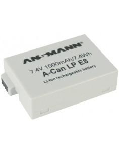 Ansmann A-Can LP-E8 Litiumioni (Li-Ion) 1000 mAh Ansmann 5044853 - 1