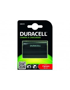 Duracell DRC511 kameran/videokameran akku Litiumioni (Li-Ion) 1600 mAh Duracell DRC511 - 1