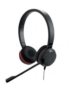 Jabra Evolve 20SE UC Stereo Kuulokkeet Pääpanta Musta Jabra 4999-829-409 - 1
