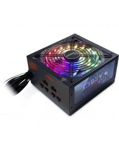 Inter-Tech Argus RGB-750W CM II virtalähdeyksikkö 20+4 pin ATX Musta Inter-tech Elektronik Handels 88882174 - 1