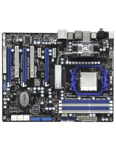 Asrock 890FX Deluxe4 emolevy Kanta AM3 ATX AMD Asrock 890FX DELUXE4 - 1