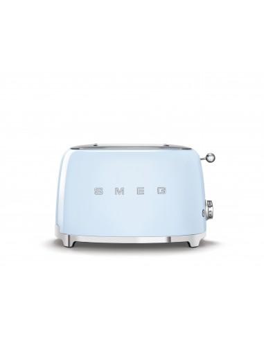 Smeg TSF01PBEU leivänpaahdin 2 viipale(i)ta Sininen 950 W Smeg TSF01PBEU - 1