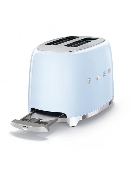Smeg TSF01PBEU leivänpaahdin 2 viipale(i)ta Sininen 950 W Smeg TSF01PBEU - 2