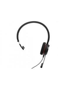 Jabra Evolve 20 UC Mono Kuulokkeet Pääpanta Musta Gn Netcom 4993-829-209 - 1