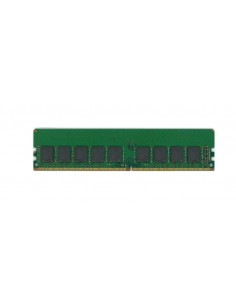 Dataram 16GB DDR4-2400 UDIMM ECC UNBUFF muistimoduuli 2 x 8 GB 2400 MHz Dataram DVM24E2T8/16G - 1