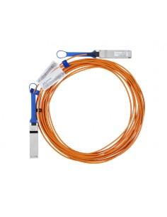 Mellanox Technologies LinkX InfiniBand-kaapeli 15 m QSFP Oranssi Mellanox Hw MC220731V-015 - 1