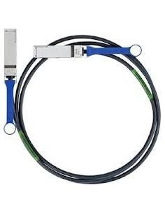 Mellanox Technologies 3m QSFP InfiniBand-kaapeli Musta Mellanox Hw MC2210128-003 - 1