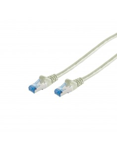 S-Conn 75711 verkkokaapeli 1 m Cat6a S/FTP (S-STP) Harmaa No-name 75711 - 1