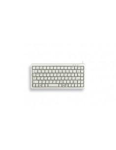 CHERRY G84-4100 näppäimistö USB QWERTZ Saksa Harmaa Cherry G84-4100LCMDE-0 - 1