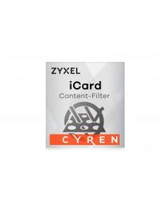 Zyxel iCard Cyren CF 1Y 1 lisenssi(t) Päivitys Zyxel LIC-CCF-ZZ0027F - 1
