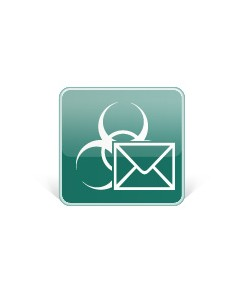 Kaspersky Lab Security for Mail Server, 150-249U, 1Y, GOV Julkishallinnon lisenssi (GOV) 1 vuosi/vuosia Kaspersky KL4313XASFC -