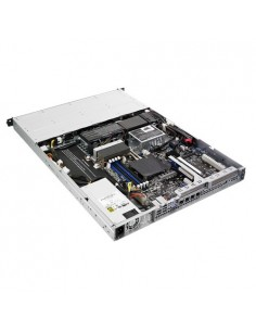 ASUS RS300-E9-PS4 Intel® C232 LGA 1151 (Socket H4) Rack (1U) Black, Stainless steel Asus 90SV038A-M34CE0 - 1
