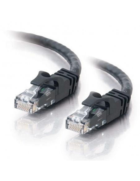 C2G 10m Cat6 Patch cable networking Black U/UTP (UTP) C2g 83412 - 1