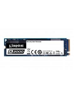 Kingston Technology A2000 M.2 250 GB PCI Express 3.0 3D NAND NVMe Kingston SA2000M8/250G - 1