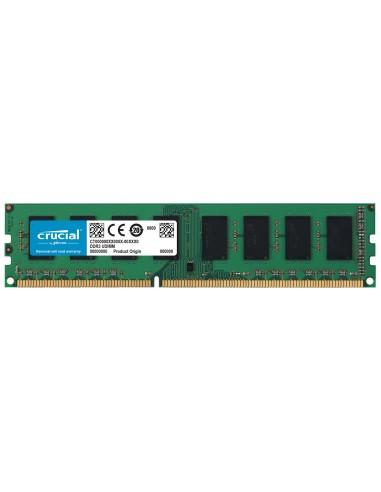 Crucial 8GB PC3-12800 muistimoduuli 1 x 8 GB DDR3 1600 MHz Crucial Technology CT102464BD160B - 1