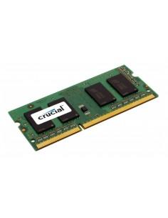 Crucial 8GB DDR3 SODIMM muistimoduuli 1 x 8 GB DDR3L 1600 MHz Crucial Technology CT102464BF160B - 1