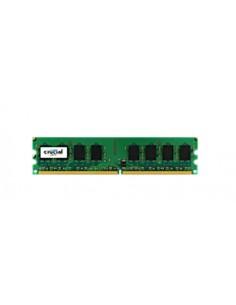 Crucial 1GB DDR2 UDIMM muistimoduuli 1 x GB 800 MHz Crucial Technology CT12864AA800 - 1
