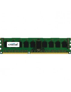 Crucial 16GB DDR3 1866MHz muistimoduuli 2 GB ECC Crucial Technology CT16G3R186DM - 1