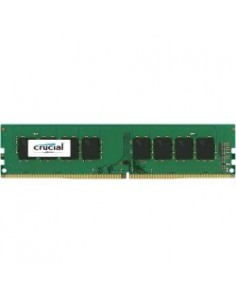Crucial CT16G4DFD824A muistimoduuli 16 GB 1 x DDR4 2400 MHz Crucial Technology CT16G4DFD824A - 1