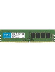 Crucial CT16G4DFRA266 muistimoduuli 32 GB 2 x 16 DDR4 2666 MHz Crucial Technology CT16G4DFRA266 - 1