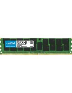 Crucial 16GB DDR4-2666 RDIMM muistimoduuli 1 x 16 GB 2666 MHz ECC Crucial Technology CT16G4RFD4266 - 1