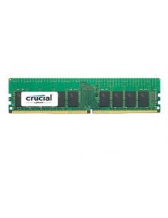 Crucial 16GB DDR4-2400 muistimoduuli 1 x 16 GB 2400 MHz ECC Crucial Technology CT16G4RFD824A - 1