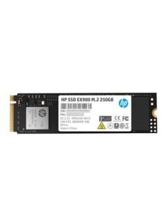 HP EX900 M.2 250 GB PCI Express 3.0 3D TLC NAND NVMe Hp 2YY43AA#ABB - 1