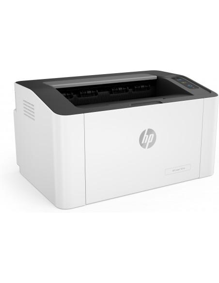 HP Laser 107w 1200 x DPI A4 Wi-Fi Hp 4ZB78A - 2