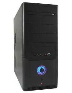 LC-Power 649B + LC420-12 MIDI-torni Musta 350 W Lc Power 649B-85+ - 1