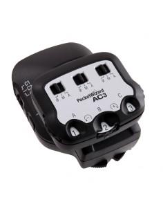 Pocketwizard Ac3 The Zone Nikon Pocketwizard PWAC3N - 1