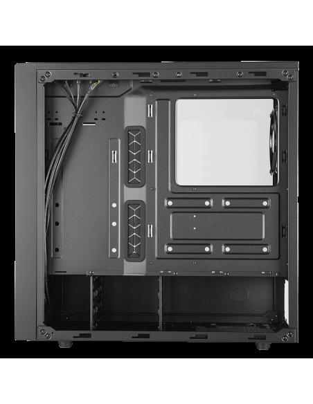 Cooler Master MasterBox NR600 Midi Tower Musta Cooler Master MCB-NR600-KG5N-S00 - 9
