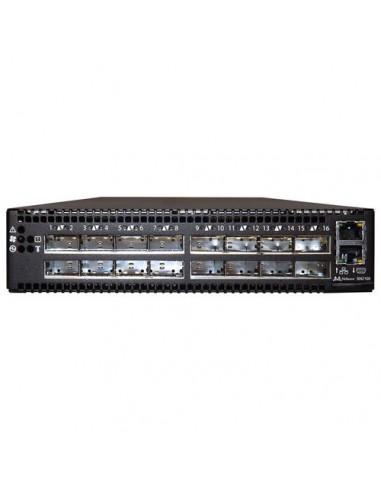 Mellanox Technologies MSN2100-CB2F verkkokytkin Hallittu Ei mitään Musta 1U Mellanox Hw MSN2100-CB2F - 1