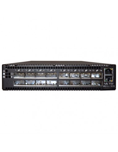 Mellanox Technologies MSN2100-CB2FC verkkokytkin Hallittu L3 Ei mitään Musta 1U Mellanox Hw MSN2100-CB2FC - 1