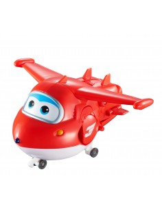 Alpha Animation & Toys Super Wings Transforming Jett leluajoneuvo Super Wings YW710210 - 1