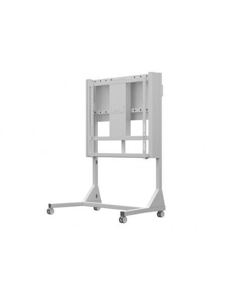 Multibrackets M Motorized Floorstand 160 kg White SD Multibrackets 7350073731145 - 3