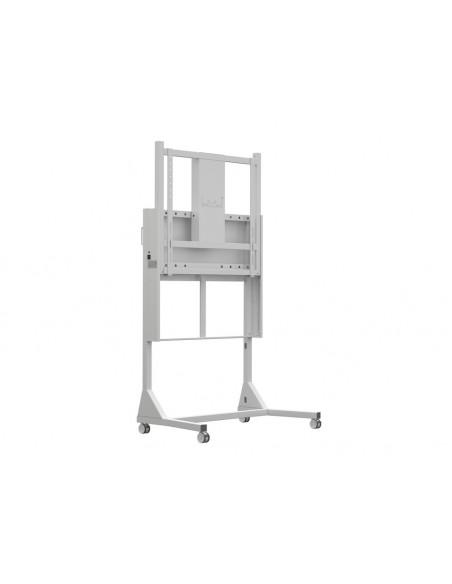 Multibrackets M Motorized Floorstand 160 kg White SD Multibrackets 7350073731145 - 6