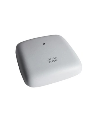 Cisco CBW140AC 867 Mbit/s Vit Strömförsörjning via Ethernet (PoE) stöd Cisco 5-CBW140AC-E - 1