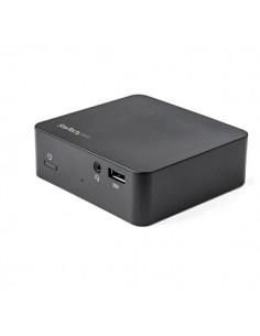 StarTech.com USB-C Dock - Single Monitor 4K 30Hz HDMI Laptop Docking Station with 85W Power Delivery, 4pt USB 3.0 Hub Startech D