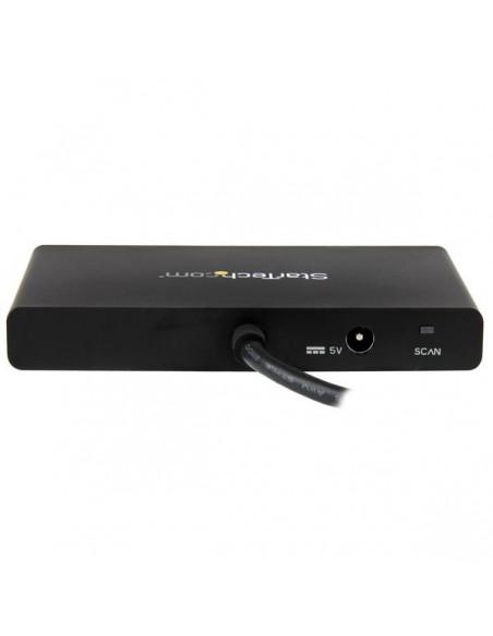 StarTech.com MSTDP124DP videohaaroitin DisplayPort 4x Startech MSTDP124DP - 4