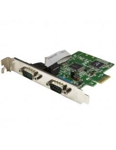 StarTech.com 2-Port PCI Express Serial Card with 16C1050 UART - RS232 Startech PEX2S1050 - 1