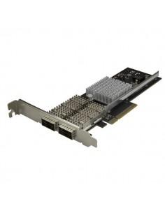 StarTech.com QSFP+-servernätverkskort med 2 portar - PCI Express Intel-chip Startech PEX40GQSFDPI - 1
