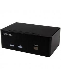 StarTech.com KVM-switch med 2 portar dubbel VGA - USB 2.0 Startech SV231DVGAU2A - 1
