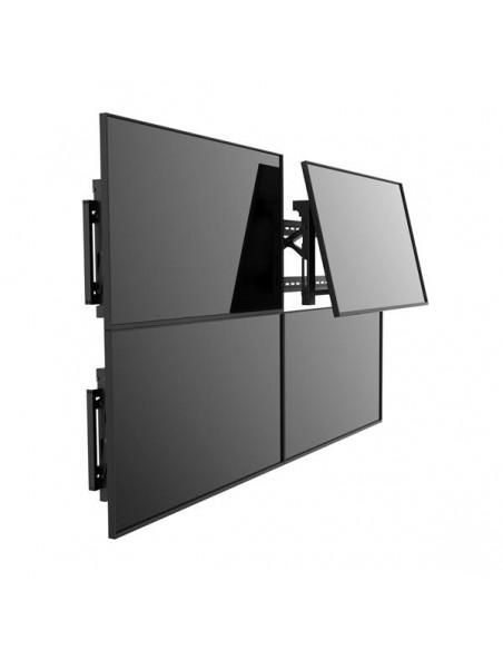 """StarTech.com VIDWALLMNT kyltin näyttökiinnike 177.8 cm (70"""") Musta Startech VIDWALLMNT - 7"""