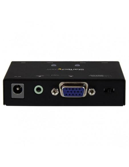 StarTech.com VS221HD2VGA videokytkin HDMI/VGA Startech VS221HD2VGA - 3