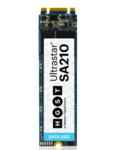 Western Digital Ultrastar SA210 M.2 480 GB Serial ATA III 3D TLC NAND Hgst 0TS1655 - 1