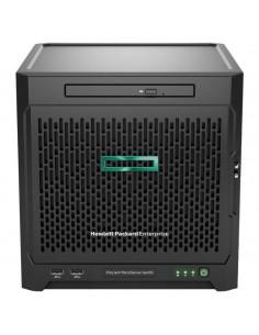 Hewlett Packard Enterprise ProLiant MicroServer Gen10 servrar 16 TB 1.6 GHz 8 GB Ultra Micro Tower AMD Opteron 200 W DDR4-SDRAM