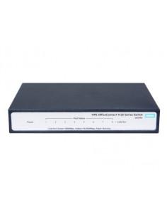 Hewlett Packard Enterprise OfficeConnect 1420 8G Ohanterad L2 Gigabit Ethernet (10/100/1000) 1U Grå Hp JH329A - 1